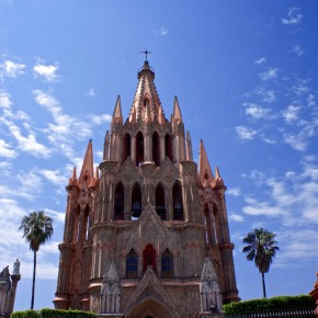 """Nombran a San Miguel de Allende """"mejor ciudad turística delmundo"""""""