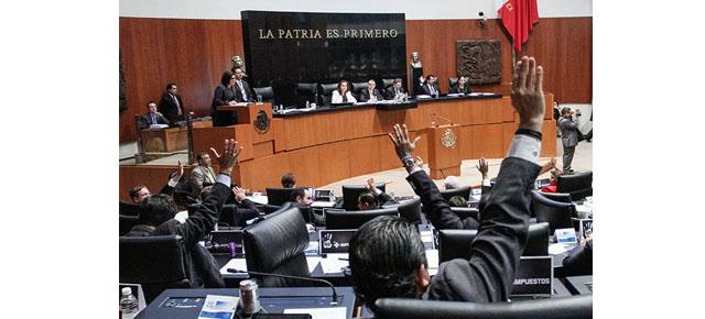 Se aprueba Reforma Fiscal
