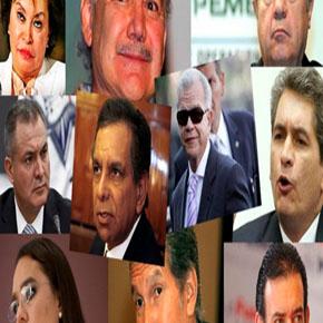 Los 10 más corruptos de México, segúnForbes