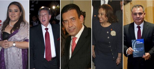 10 más corruptos Forbes