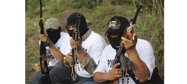 Michoacan autodefensa