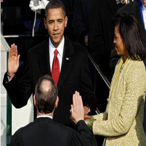 UN DÍA COMO HOY: Obama se convirtió enpresidente