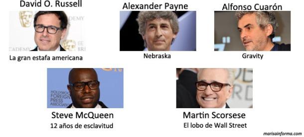 Director Oscar 2014