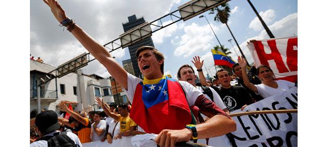 FUERZA VENEZUELA