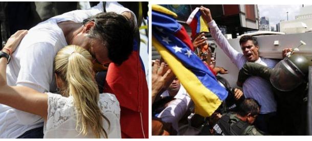 Leopoldo Lopez se despide