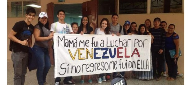 Lucha por Venezuela