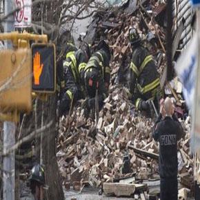 Se desploman 2 edificios en NuevaYork