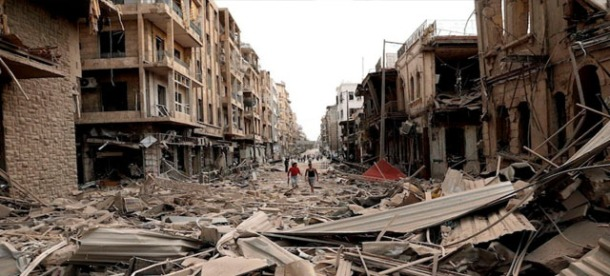 Guerra en Siria 5