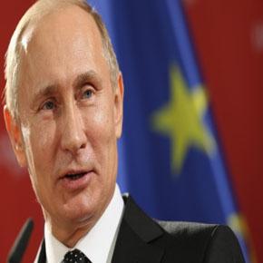 Vladimir Putin nominado a Premio Nobel de laPaz