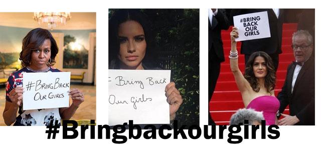 Bringbackourgirls famosos