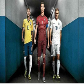 Los 5 comerciales más originales del Mundial Brasil2014