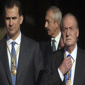 Abdica el Rey Juan Carlos deEspaña