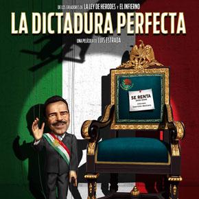 La dictadura perfecta, hechos que retoman lacinta.
