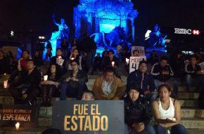 Ayotzinapa despertó aMéxico