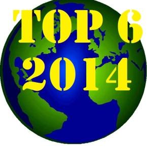 TOP 6 DEL2014