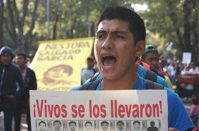 Ayotzinapa: 4 meses sinrespuesta