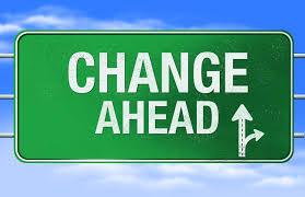 ¿A qué se refieren cuando dicen que el cambio está enti?
