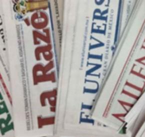 Titulares de Prensa : 30 demarzo