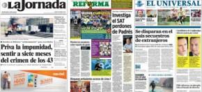 #Lunes, Resumen denoticias