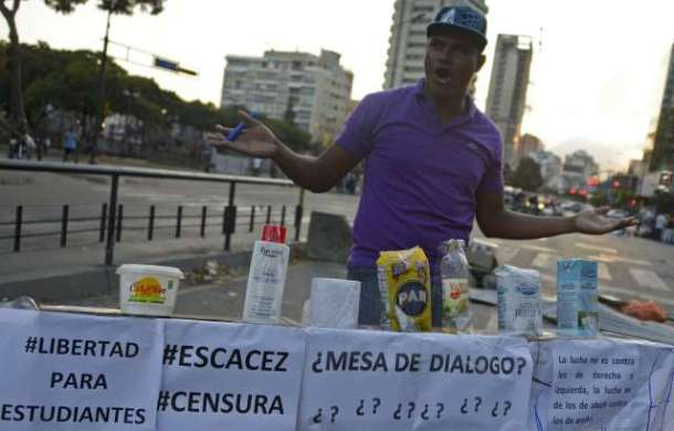 Venezuela, desabasto