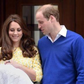 ¡New Royal Baby! : Charlotte ElizabethDiana