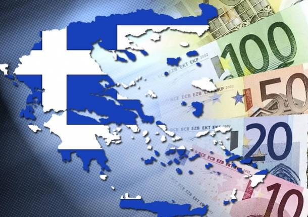 Crisis en Grecia