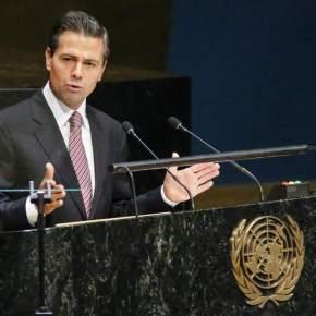EPN y Ayotzinapa (el elefante en el cuarto) en laONU
