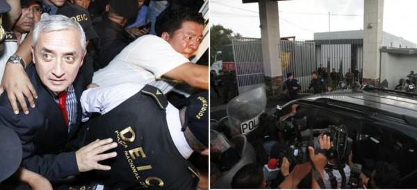 Expresidente de Venezuela preso