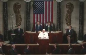 El discurso historico del Papa ante el Congreso de los EstadosUnidos