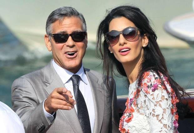 Alamuddin Clooney