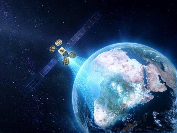 Facebook satelite en Africa
