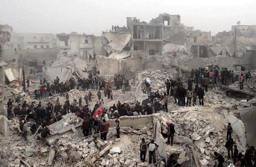 Guerra en Siria 6