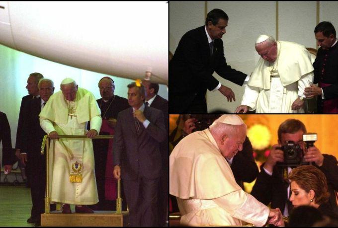 Juan Pablo II EN MEXICO 3