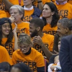 """Malia Obama la primera """"First Kid"""" en Universidad en la era de redessociales."""