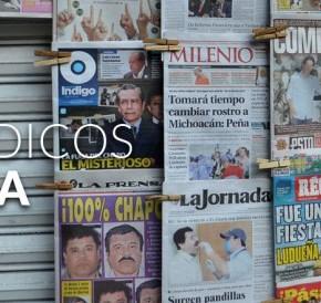 ¿Como amaneció México hoy? Aquí los titulares deprensa