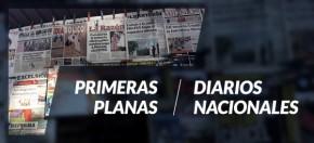 ¿Como amaneció México hoy Lunes 7? Titulares deperiodicos