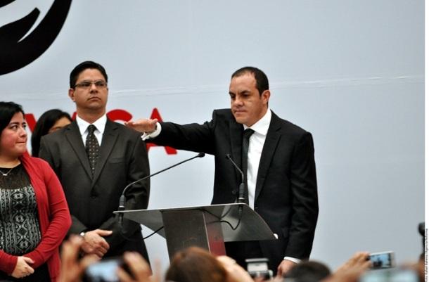 Cuauhtémoc Blanco como alcalde