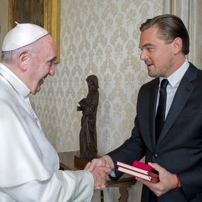¿Te falta 1 razón para enamorarte más deDiCaprio?