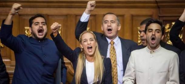 Lilian Tintori Asamblea Venezonala