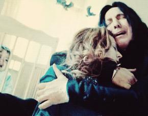 ¿Por que lamentamos tanto la muerte de Alan Rickman(Snape)?