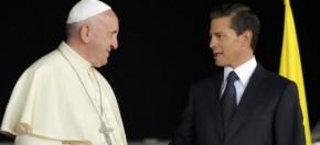 Lo que dijo el Papa Francisco al terminó de su viaje aMéxico