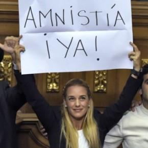 Venezuela aprueba #LeyAmnistia. Un pasó más a la libertad de estépaís.