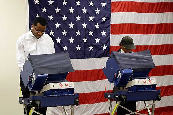 Elecciones en Estados Unidos 2