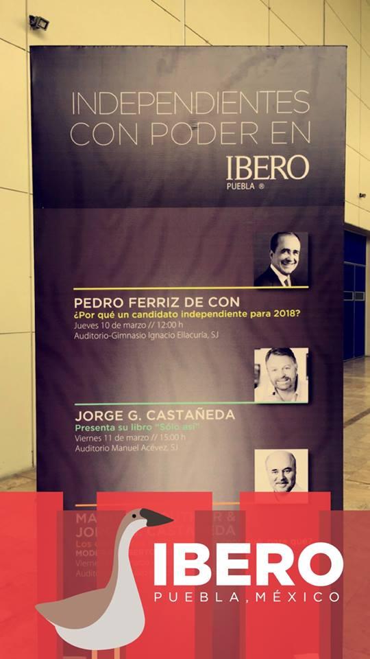 Independientes con Poder Ibero Puebla