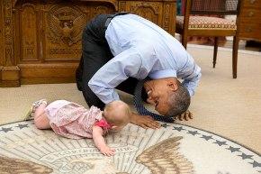Fotografo oficial de Obama: 2 millones de fotos en 8años