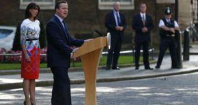 Cameron renuncia antes de lo esperado ¿Quién gana y quiénpierde?