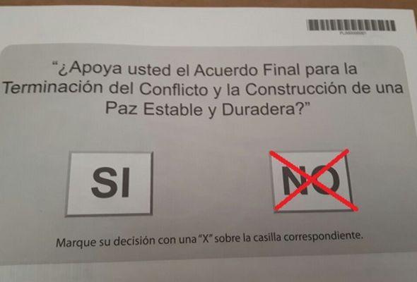 no-colombia