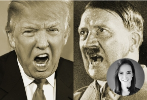 ¿Qué tienen en común Trump yHitler?