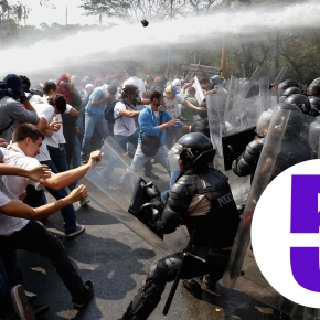 Entiende lo que pasa en Venezuela en 5puntos
